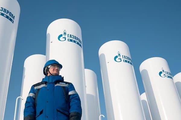 анализ Газпром