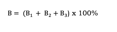 формула выборки