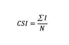 индекс CSI